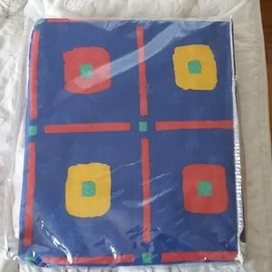Futon cover with designs